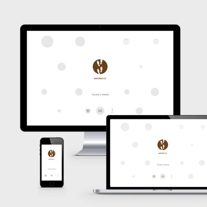 Web site - Quattro Passi