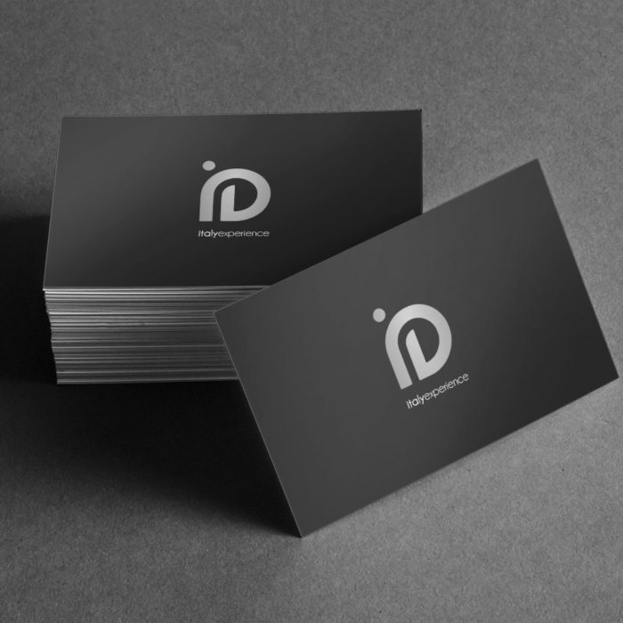 Italy Experience - Business card